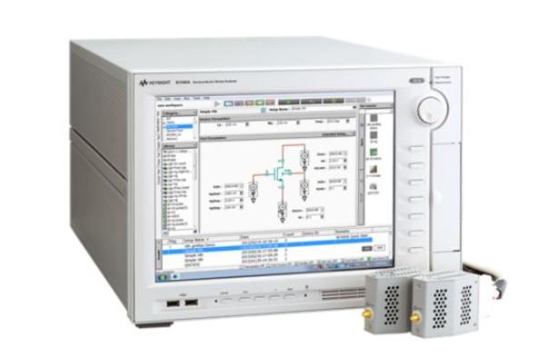 Keysight Technologies В1500А анализатор полупроводниковых приборов