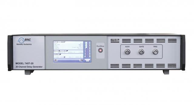Двадцатиканальный цифровой генератор задержки модель 745T-20C