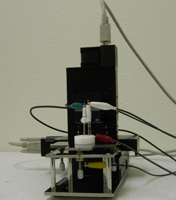 920D Сканирующий электрохимический микроскоп