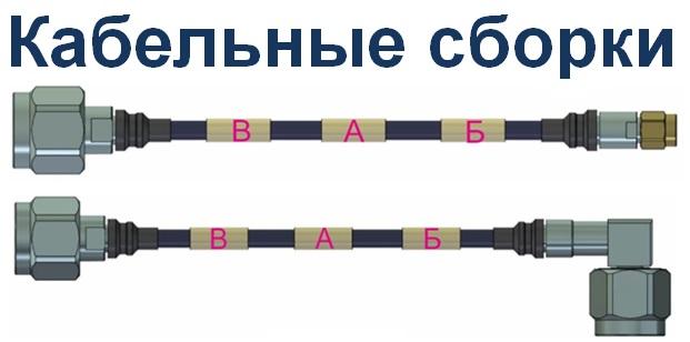 Кабельные сборки российского производства