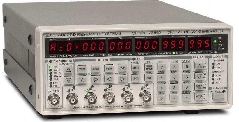 Stanford Research Systems DG645 Генератор импульсов и задержек