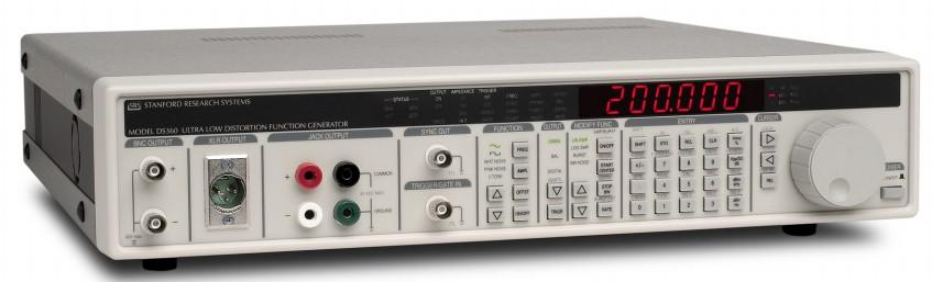 Stanford Research Systems DS360 генератор функций со сверхнизким уровнем искажений