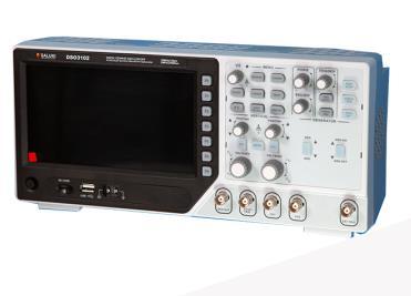 Цифровые осциллографы серии DSO 3000