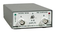 Stanford Research Systems SR550 синхронный предусилитель