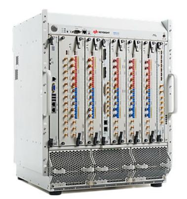 Keysight Technologies M8030A Многоканальный тестер коэффициента побитовых ошибок