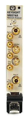 Keysight Technologies M9374A PXIe Векторный анализатор цепей, от 300 кГц до 20 ГГц