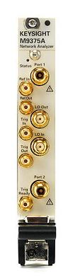 Keysight Technologies M9375A PXIe Векторный анализатор цепей, от 300 кГц до 26,5 ГГц