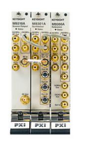 Keysight Technologies M9380A PXIe Источник непрерывных сигналов, от 1 МГц до 3 или 6 ГГц