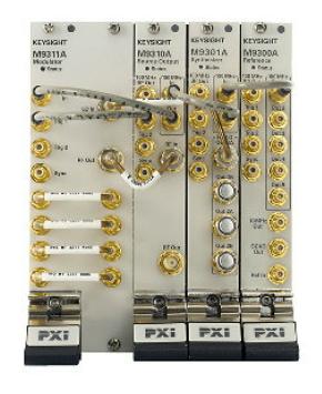 Keysight Technologies M9381A PXIe Векторный генератор сигналов, от 1 МГц до 3 или 6 ГГц