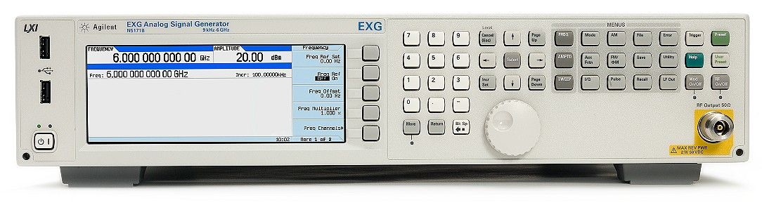 Серия EXG Keysight Technologies