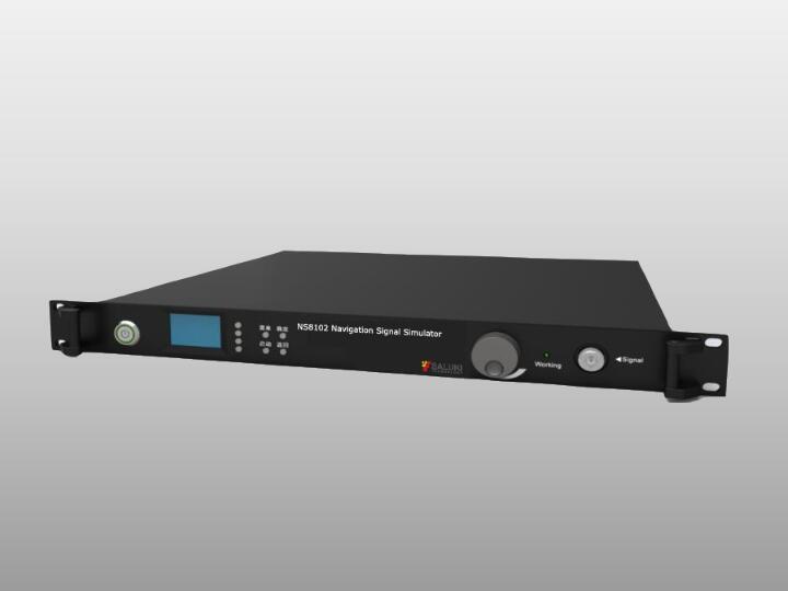 Имитатор навигационных сигналов NS8102X