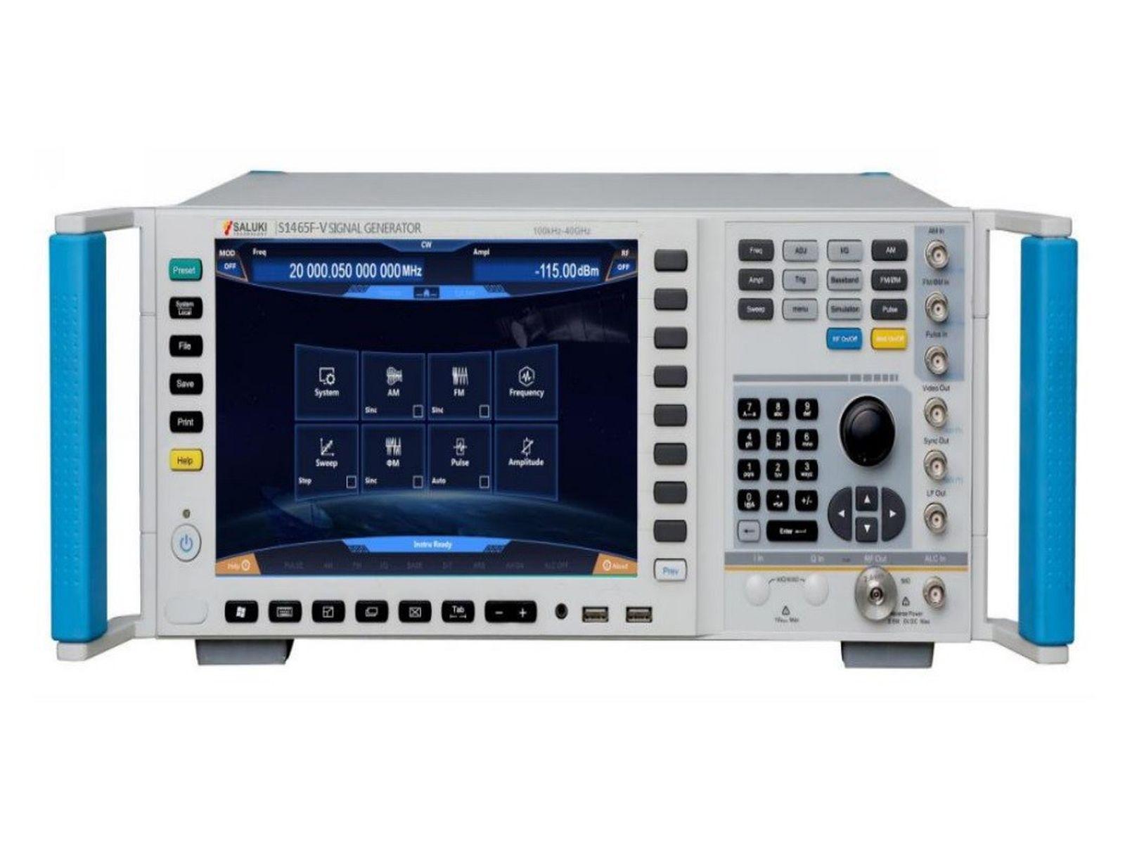 Генераторы сигналов серии S1465
