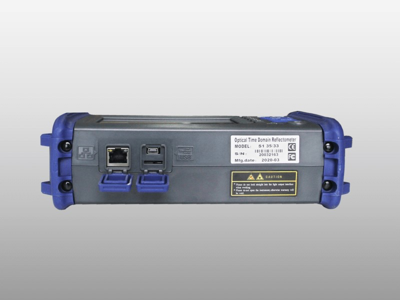 S2106P PON оптический рефлектометр во временной области (PON)