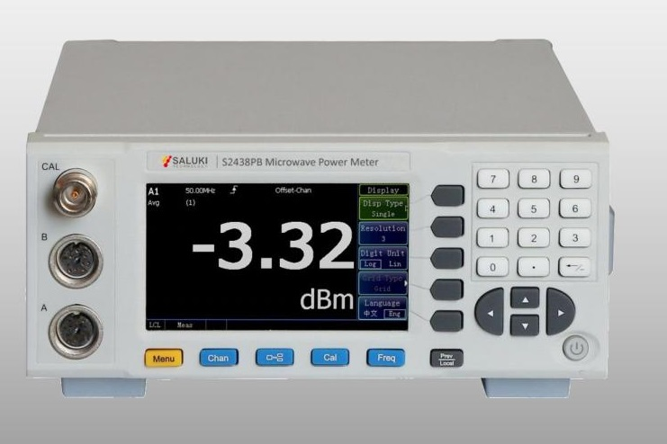 Микроволновый измеритель мощности серии S2438
