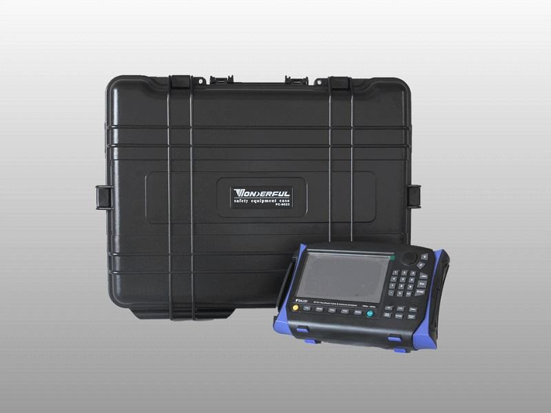 Портативный анализатор параметров кабелей и антенн S3101