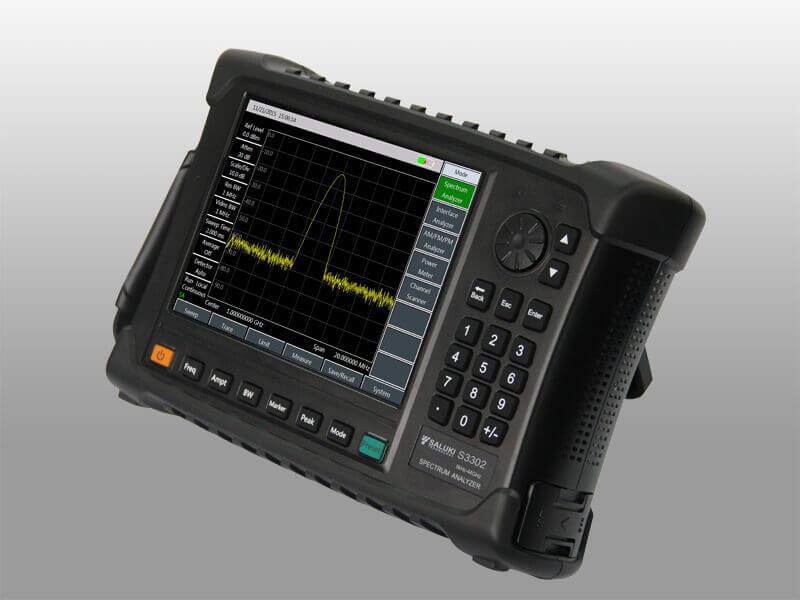 Портативные анализаторы спектра S3302