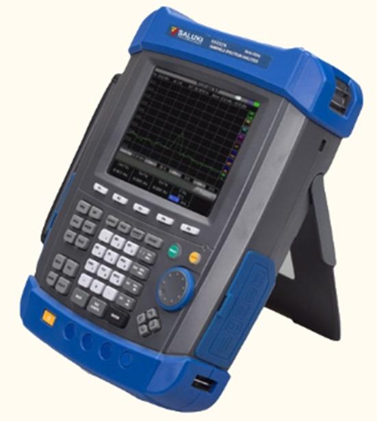 Портативный анализатор радиочастотного спектра серии S3332 (9кГц - 1,6 ГГц  3,2 ГГц)