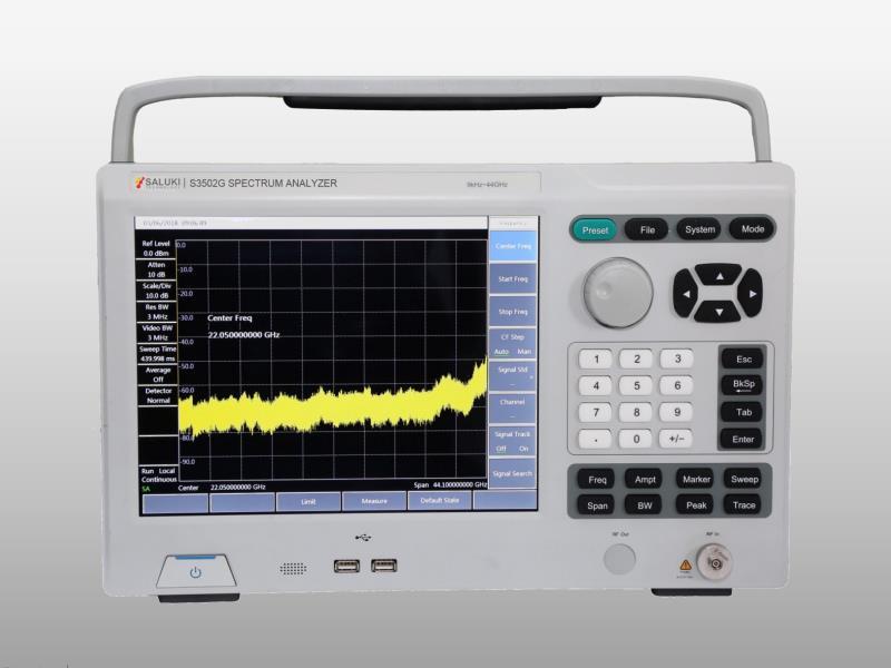 Анализаторы спектра серии S3502 (9 кГц - 44 ГГц)