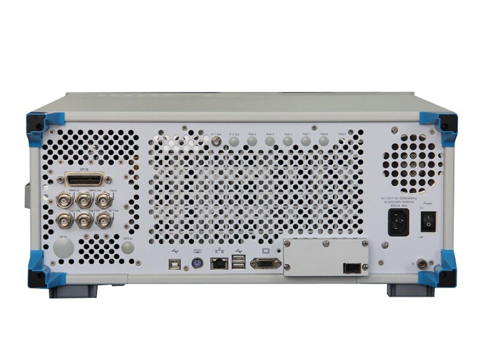 Анализаторы сигналов S3503