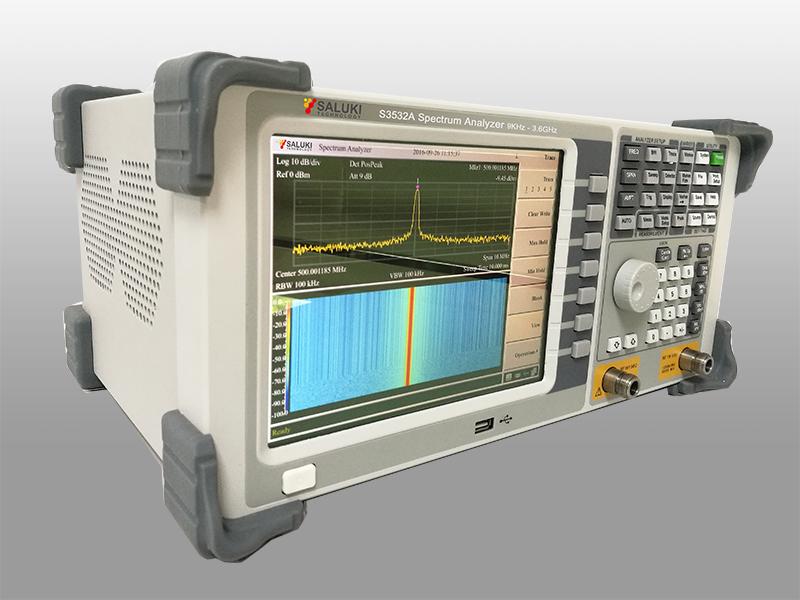 Анализаторы спектра серии S3532