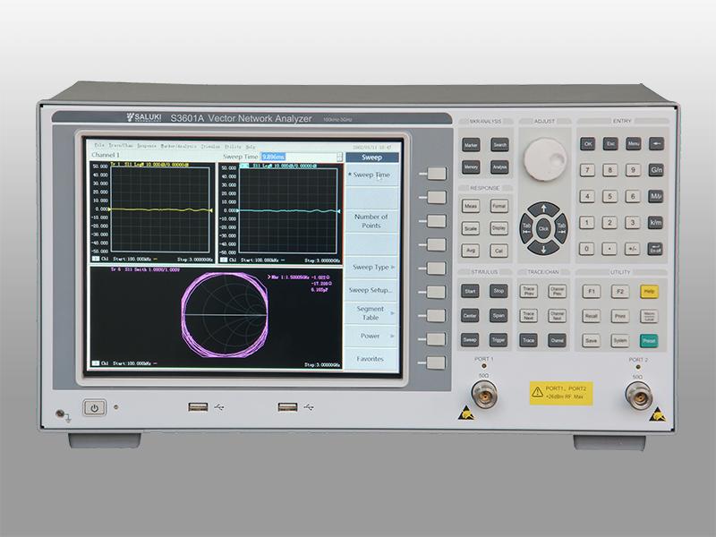 Векторный анализатор цепей S3601AB