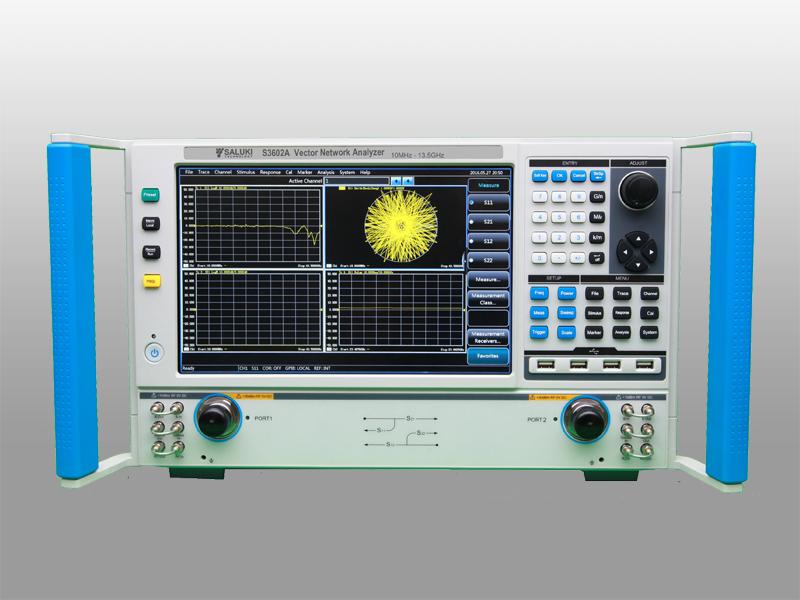 Векторные анализаторы цепей S3602A  B