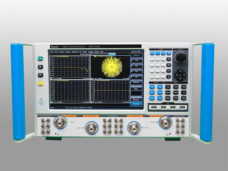 Векторные анализаторы цепей S3602С  D  E