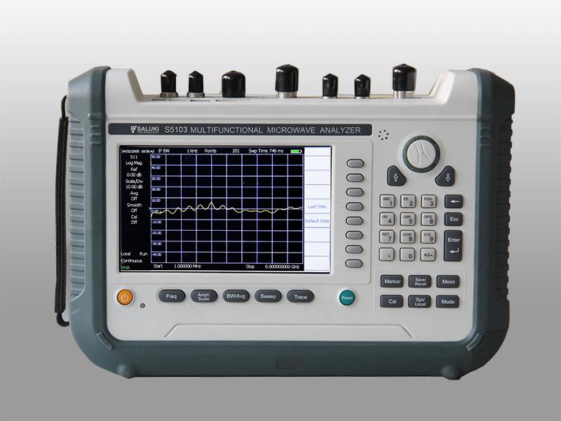 Портативный микроволновый тестер Saluki Technology