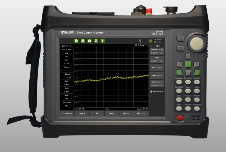 Портативный анализатор серии S5700
