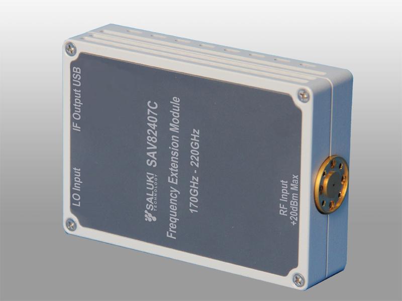 Модули расширения частотного диапазона анализаторов спектра серии SAV82407