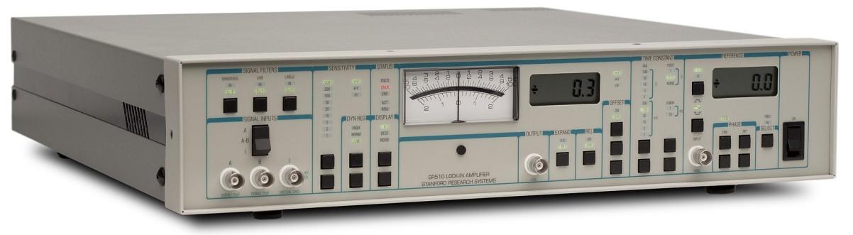 Stanford Research Systems SR510 синхронный однофазный усилитель