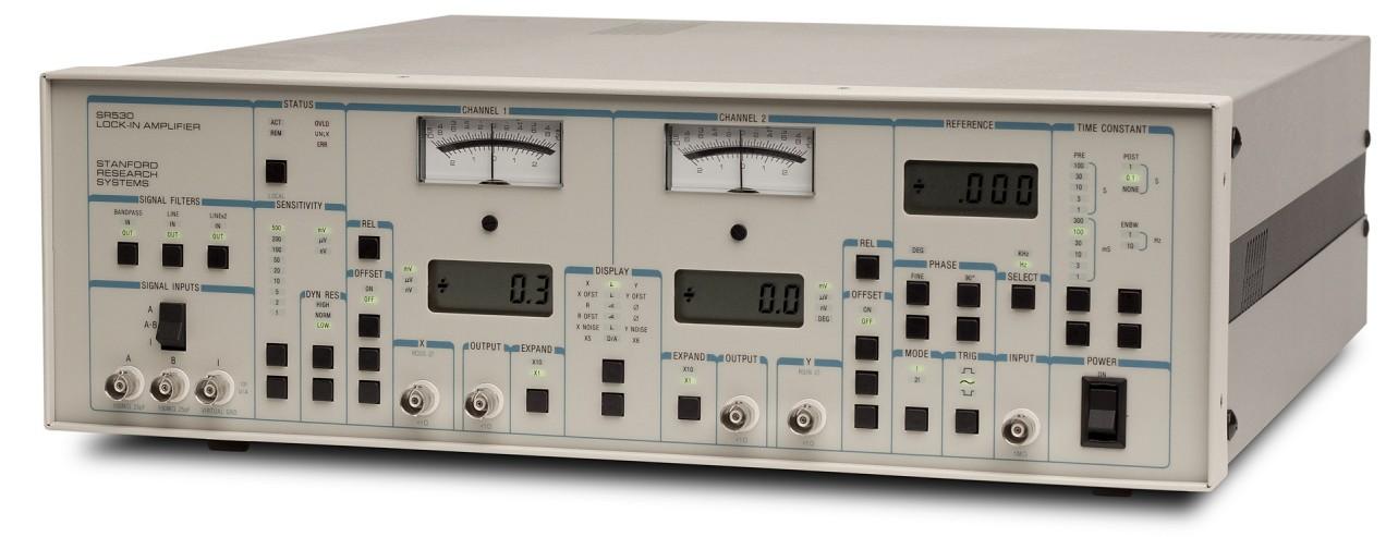 Stanford Research Systems SR530 двухфазный синхронный усилитель