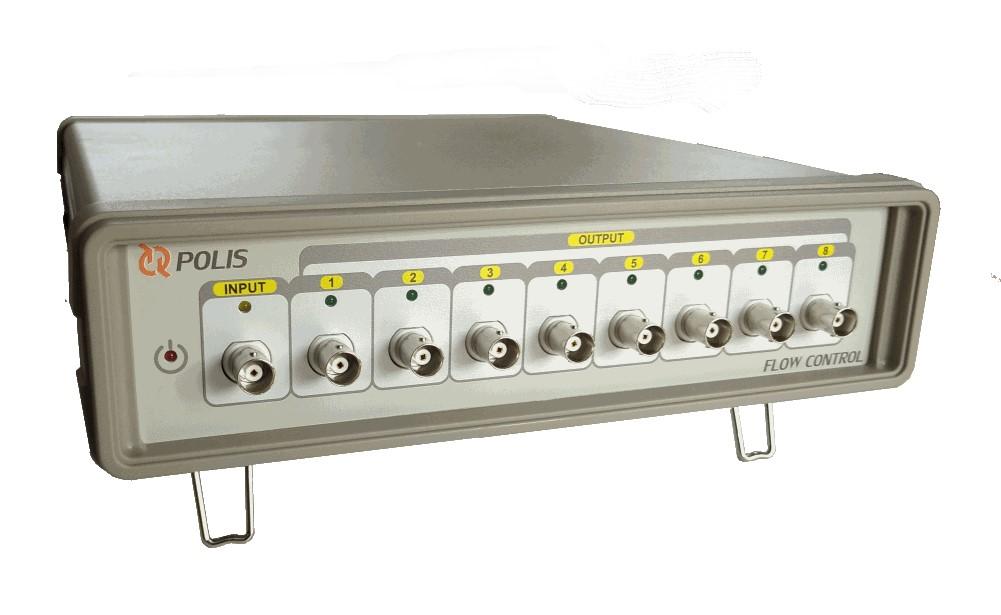 8-ми канальный генератор импульсов и задержек POLIS