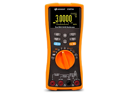 U1273A/U1273AX - Ручной цифровой мультиметр