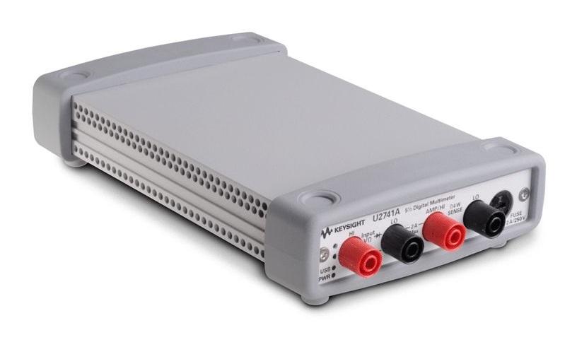 Keysight Technologies U2741A Модульный цифровой 5,5-разрядный мультиметр c шиной USB