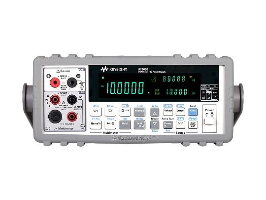 U3606B Цифровой мультиметристочник питания постоянного тока